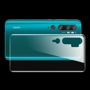 IMAK силиконовая гидрогель пленка для Xiaomi Mi Note 10 на заднюю панель