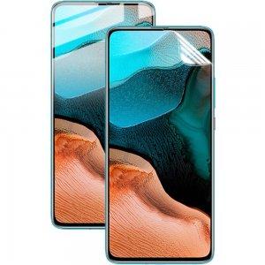 IMAK силиконовая гидрогель пленка для Xiaomi Poco F2 Pro на весь экран