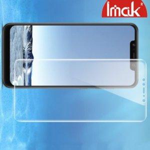 IMAK силиконовая гидрогель пленка для Xiaomi Pocophone F1 на весь экран 2 шт. в комплекте