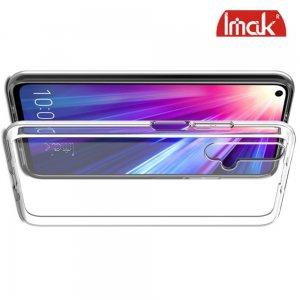 IMAK Stealth Силиконовый прозрачный чехол для Huawei Honor 20
