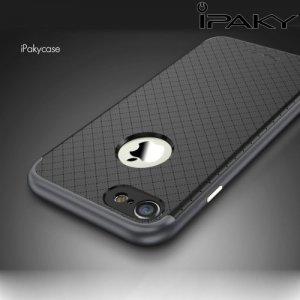 IPAKY противоударный чехол для iPhone 8/7 - Серый