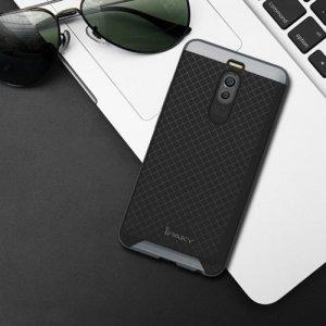 IPAKY противоударный чехол для Meizu M6 Note - Серый