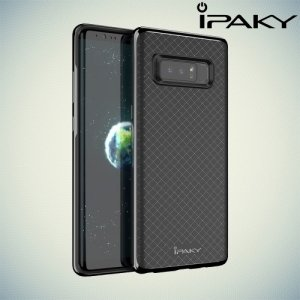 IPAKY противоударный чехол для Samsung Galaxy Note 8 - Черный