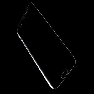 Изогнутая защитная пленка с закругленными краями для Samsung Galaxy S7 Edge