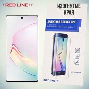 Изогнутая защитная пленка с закругленными краями для Samsung Galaxy Note 10 plus