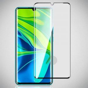 Изогнутое 3D защитное стекло для Xiaomi Mi Note 10