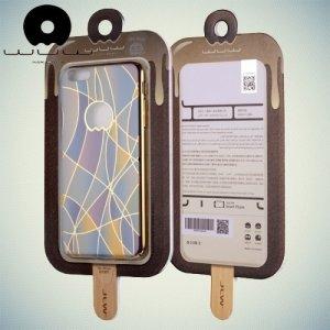 JLW Дизайнерский чехол для iPhone 6S / 6 - Обтекаемые линии
