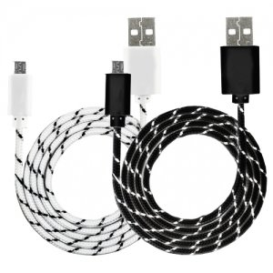 Кабель micro USB нейлон