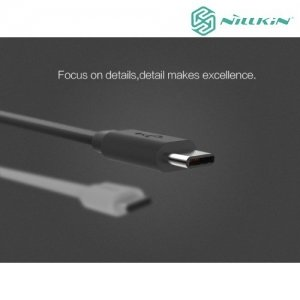 Кабель Nillkin USB Type-C Черный