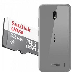 Карта памяти для Nokia 2.2 64 ГБ MicroSDXC