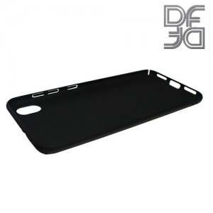 Кейс накладка DF Soft Touch для ASUS Zenfone Live L1 ZA550KL - Черный