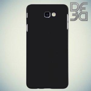 Кейс накладка DF Soft Touch для Samsung Galaxy J5 Prime - Черный