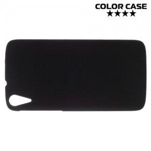 Кейс накладка для HTC Desire 828 Dual SIM - Черный