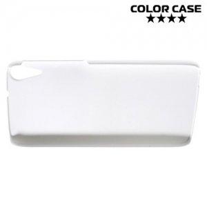 Кейс накладка для HTC Desire 828 Dual SIM - Белый