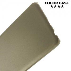 Кейс накладка для HTC One A9 - Золотой