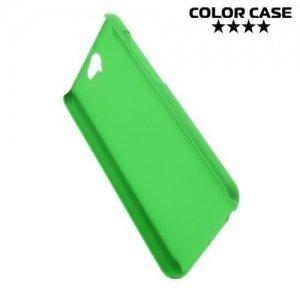 Кейс накладка для HTC One A9 - Зеленый