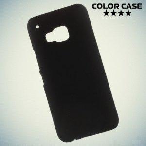 Кейс накладка для HTC One M9 - Черный