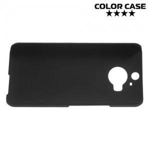 Кейс накладка для HTC One М9 Plus - Черный