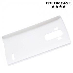 Кейс накладка для LG G4 H818 H815 - Белый