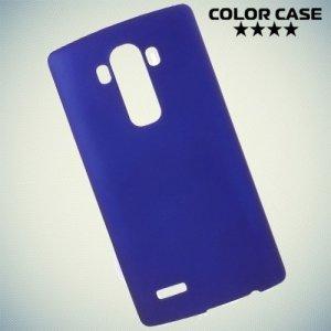 Кейс накладка для LG G4 H818 H815 - Синий