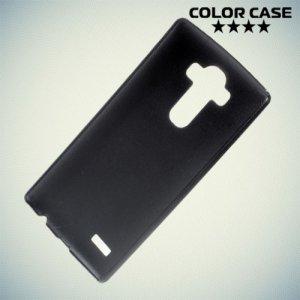 Кейс накладка для LG G4 с орнаментом Телефонная будка