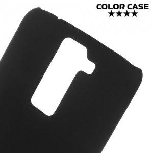 Кейс накладка для LG K8 - Черный