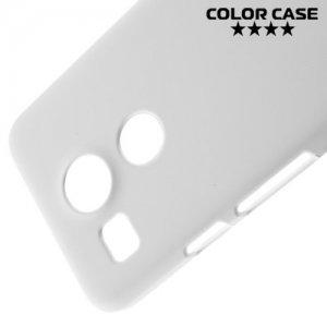 Кейс накладка для LG Nexus 5X - Белый