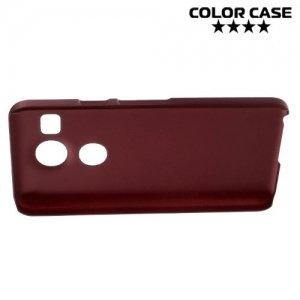 Кейс накладка для LG Nexus 5X - Красный