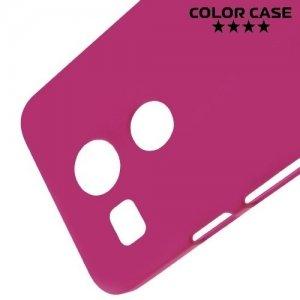 Кейс накладка для LG Nexus 5X - Розовый