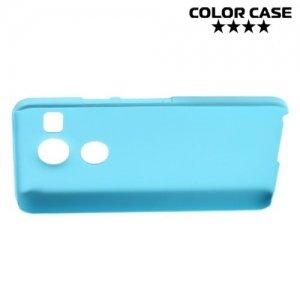 Кейс накладка для LG Nexus 5X - Голубой
