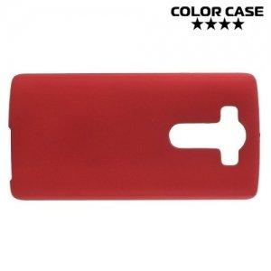 Кейс накладка для LG V10 - Красный