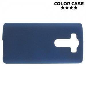 Кейс накладка для LG V10 - Синий