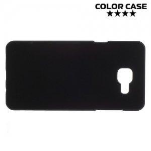 Кейс накладка для Samsung Galaxy A5 2016 SM-A510F - Черный