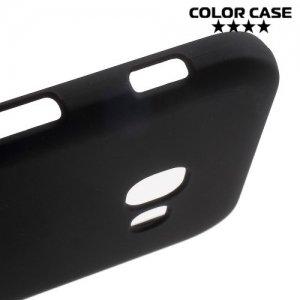 Кейс накладка для Samsung Galaxy A5 2017 SM-A520F - Черный