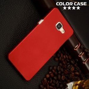 Кейс накладка для Samsung Galaxy A5 2016 - Красный