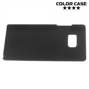 Кейс накладка для Samsung Galaxy Note 7 - Черный