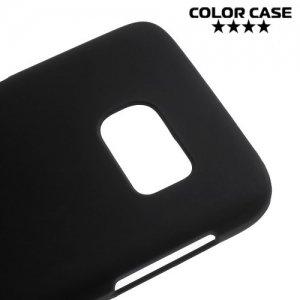 Кейс накладка для Samsung Galaxy S7 - Черный