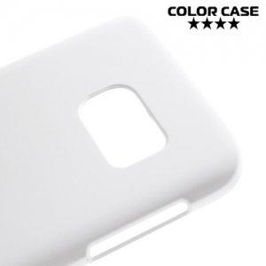 Кейс накладка для Samsung Galaxy S7 - Белый
