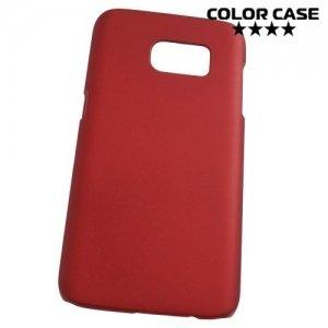Кейс накладка для Samsung Galaxy S7 - Красный