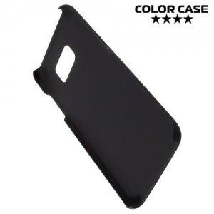 Кейс накладка для Samsung Galaxy S7 Edge - Черный