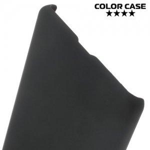 Кейс накладка для Sony Xperia E5 F3311 - Черный