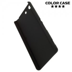 Кейс накладка для Sony Xperia M5 - Черный