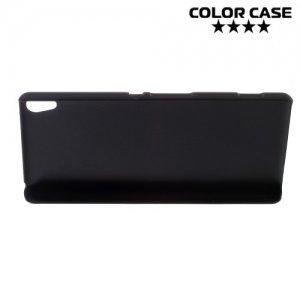 Кейс накладка для Sony Xperia XA - Черный