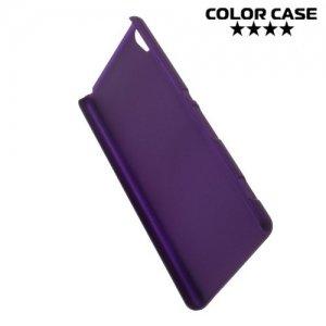Кейс накладка для Sony Xperia XA - Фиолетовый