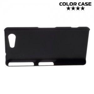 Кейс накладка для Sony Xperia Z3 Compact D5803 - Черный