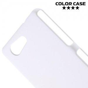 Кейс накладка для Sony Xperia Z3 Compact D5803 - Белый