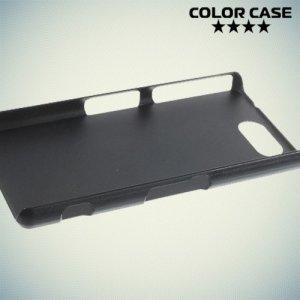 Кейс накладка для Sony Xperia Z3 Compact D5803 - с рисунком Розовый узор