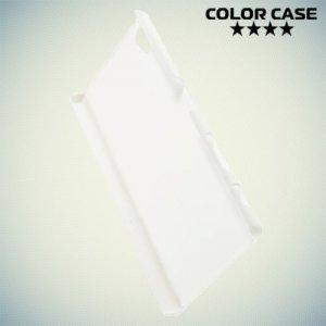 Кейс накладка для Sony Xperia Z5 ColorCase - Белый