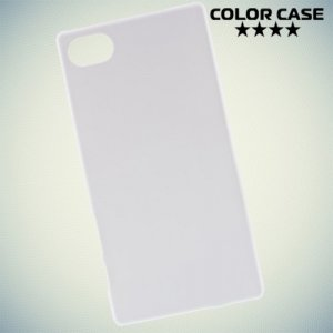 Кейс накладка для Sony Xperia Z5 Compact E5823 - Белый