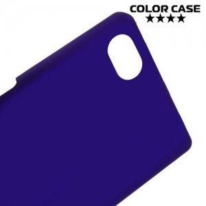 Кейс накладка для Sony Xperia Z5 Compact E5823 - Синий